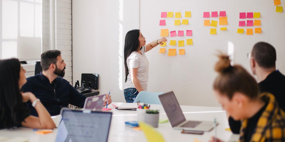 Comment rester à la pointe de son secteur - workshop