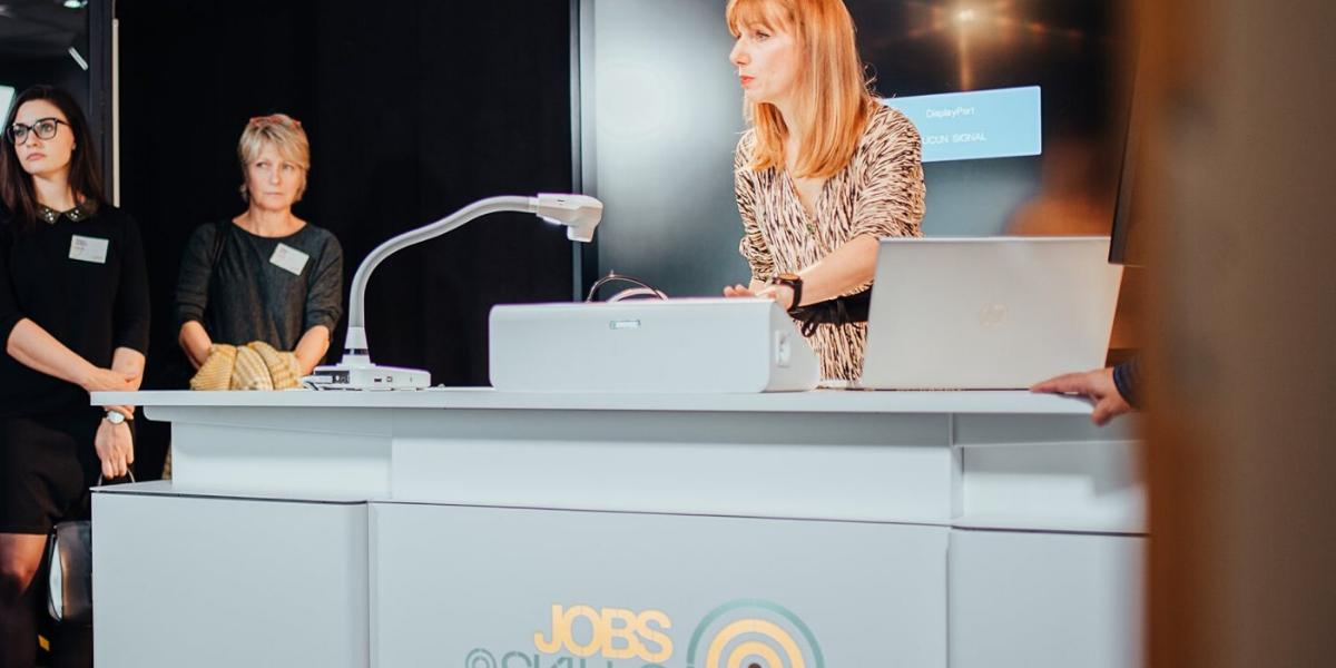 Virtual Live Room : Jobs@Skills met à votre service une salle à la pointe des dernières évolutions technologiques